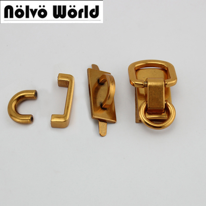 30pcs 10pcs Alloy 19mm 10mm Old Gold Metal Arch Bridge Connector Hanger For Bags Belts Strap
