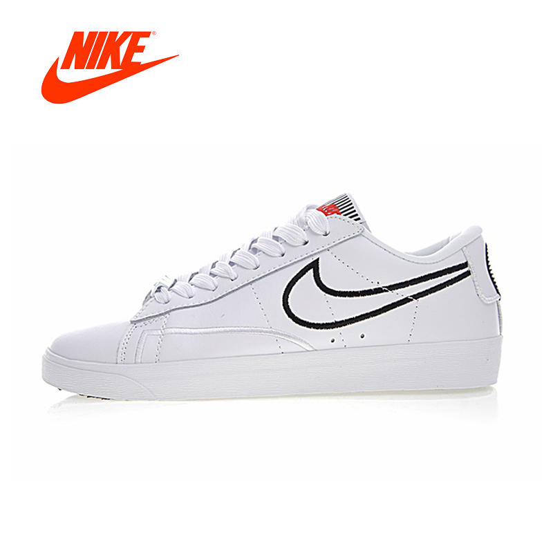 Original New Arrival Authentic Nike Wmns Blazer Low SE LX Women's Breathable Skateboarding Shoes Sport Sneakers AJ0866-200 wall mounted antique bronze finish bathroom accessories toilet paper holder bathroom toilet paper roll holder tissue holder