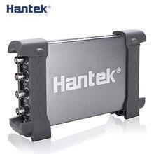 디지털 오실로스코프 Hantek 공식 6074BC PC USB 4 디지털 채널 70MHz 대역폭 1GSa/s 2 메가볼트 10V/DIV 입력 감도
