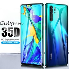 New 35D Screen Protector Glass On The For Huawei P30 P20 Pro Tempered Glass For Honor 20 10 i 8 X A C S Curved Protective Glass пьер лорен эймар j c bach the well tempered clavier i 2 cd