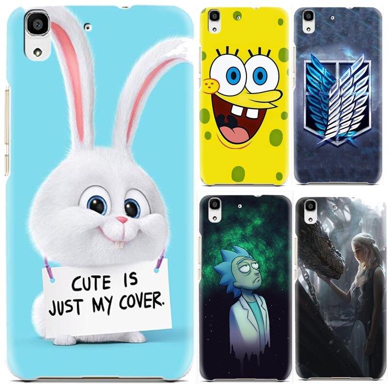 Phone Case For Huawei Y6 Y 6 SCL-L01 L21 U31 U21 Soft TPU Back ...