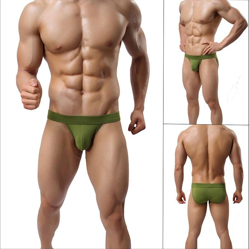 DANJIU Brand Male Underwear Sexy Gay Men Briefs Soft Underpants Hot Sale Men Cueca Calzoncillos Hombre Slips Ropa Mens Cuecas