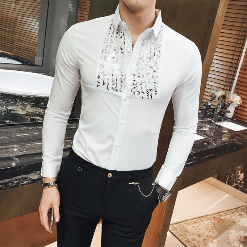 Autumn Korean Long Sleeve Shirt