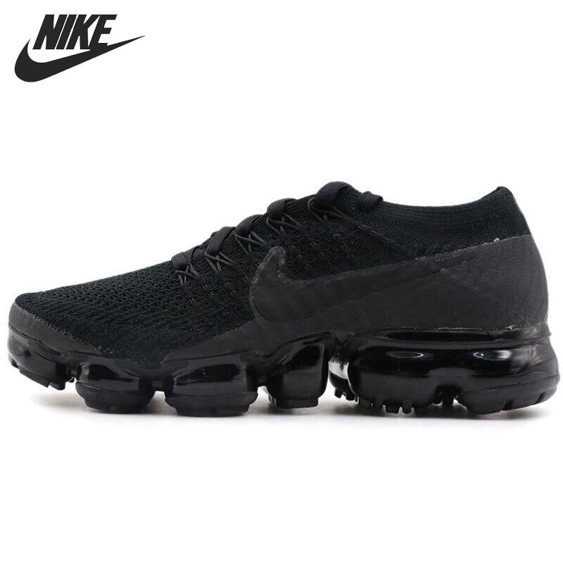 buy popular 0f2f7 d6504 Nike aire Vapormax Plus Original nueva llegada blanco zapatos de los hombres  transpirables deportes zapatillas de