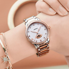 ABORNI Creative Skeleton Women Watches Mechanical Automatic Lady Wrist Watch Stainless Steel Gold Luxury Clock relogio feminino