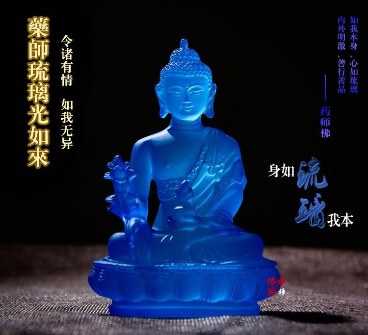 卸売仏教用品#仏教仏紫ポケット小さな仏像#祝福安全な幸運有効な保護