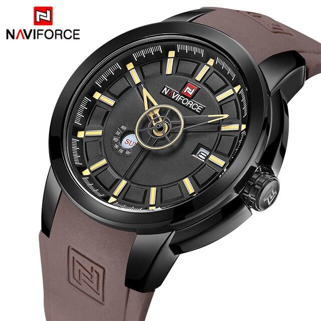 Relojes de lujo para hombre, reloj deportivo único para hombre, reloj de pulsera resistente al agua, reloj de cuarzo para hombre