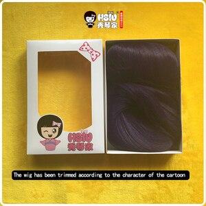 Image 4 - HSIU Ruri Gokoru KuroNeko, парик для косплея, Список серий Oreimo, карнавальный парик, парики для волос на Хэллоуин