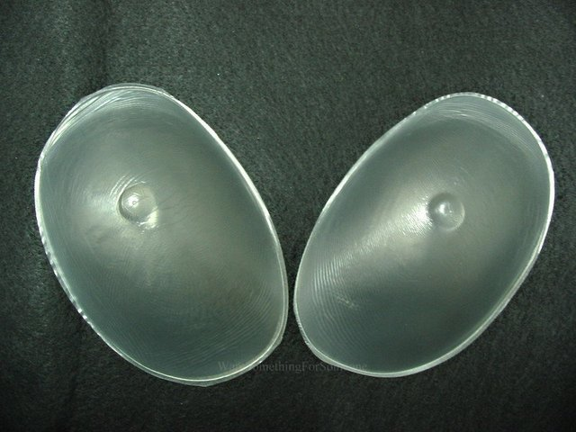 Silicone gel pad boobs