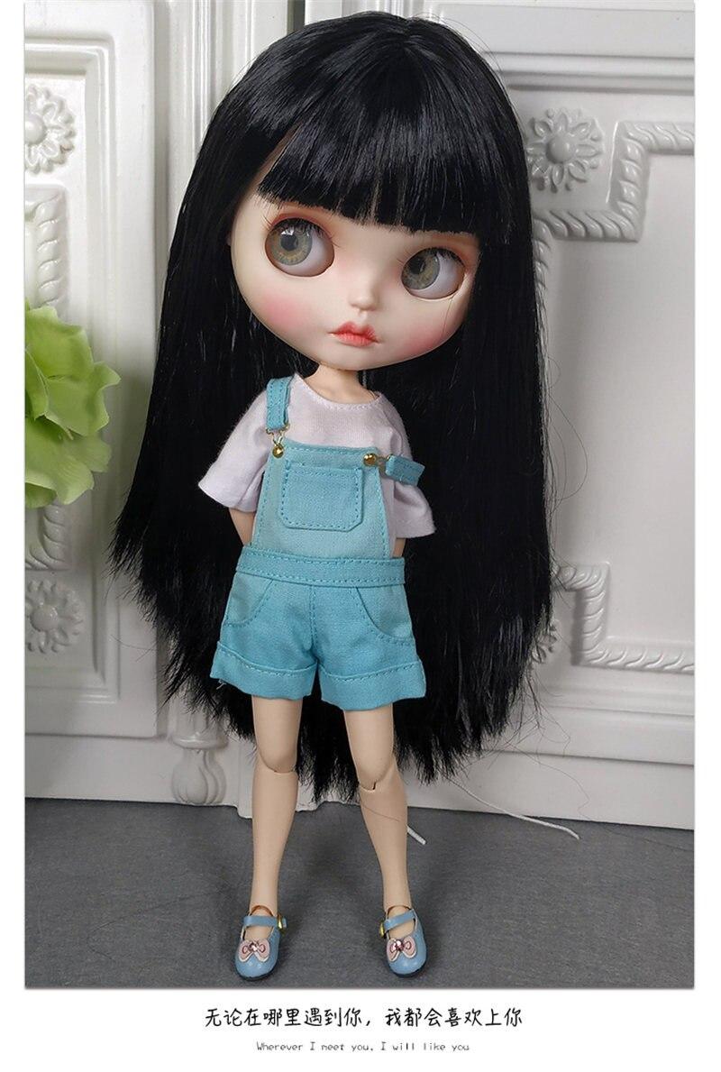 높은 품질 1/6 30 cm 12 inchs blyth 인형 패션 다른 스타일 머리와 옷 놀라운 어린이 장난감 선물-에서인형부터 완구 & 취미 의  그룹 2