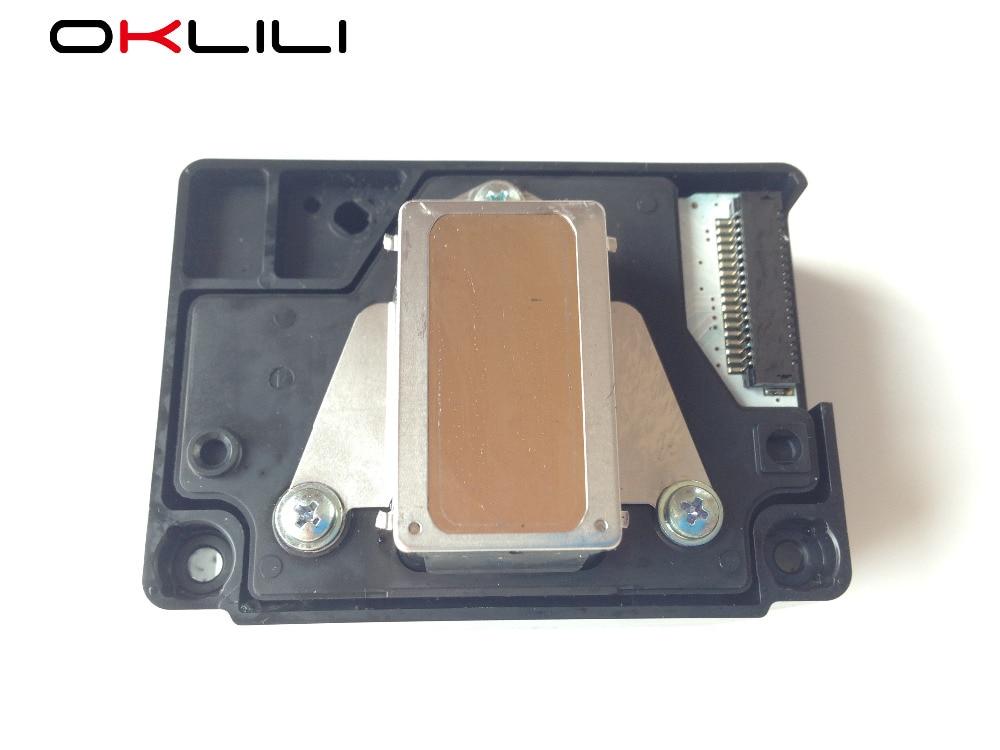 F185000 cabeça de impressão da cabeça de impressão para epson c110 c120 me70 me1100 me650 C1100 C10 T30 T33 T110 T1110 SC110 T1100 TX510FN B1100 L1300