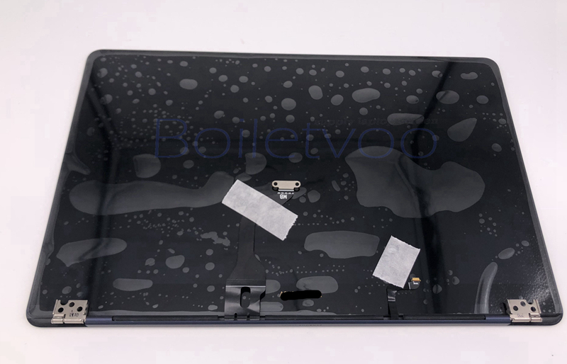 14 Monitor LCD Screen Display Back Cover Hinges Complete Assembly For Asus ZenBook 3V Deluxe UX490