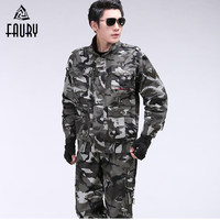 2018 New Men S Clothing Army Tactical Camouflage Military Uniform Combat Jacket Cargo Pants CS Suit