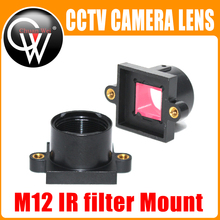 M12 Lens Mount MTV Security CCTV Camera m12 Lens Holder Bracket with IR650nm filter