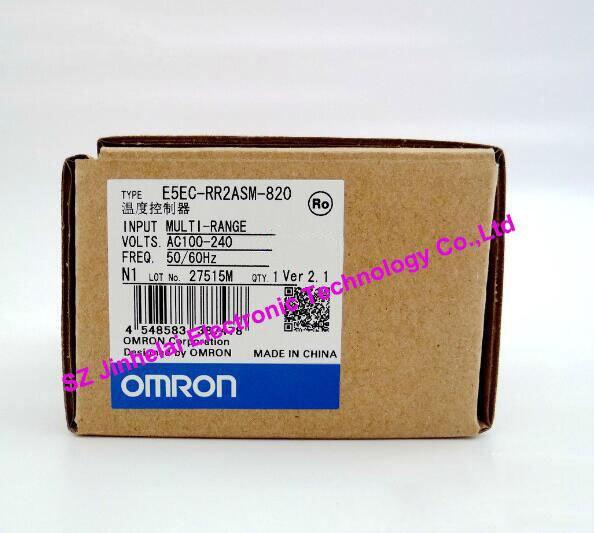 все цены на  E5EC-RR2ASM-820  New and original  OMRON  AC100-240V (alternative E5EZ-R3T)  онлайн