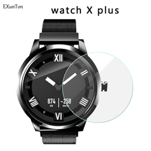 2PCS Tempered Glass For Lenovo Watch 9 X Plus 2.5D Full Cover Screen Protector Clear Protective Film For Lenovo Watch S XPlus 9 brand new crystal clear lcd screen protector film cover for lenovo s90