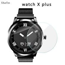 купить 2PCS Tempered Glass For Lenovo Watch 9 X Plus 2.5D Full Cover Screen Protector Clear Protective Film For Lenovo Watch S XPlus 9 по цене 116.81 рублей