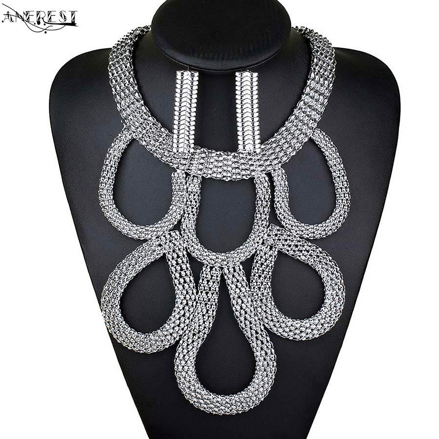 Designer halsketten frauen auf den hals kostüm schmuck ...