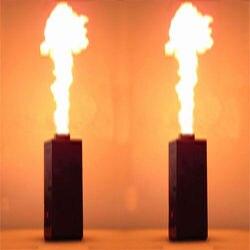 (Корабль из ЕС) 2 шт. 200 Вт DMX огонь спрей эффект огнемет DJ сценический проектор Вечерние