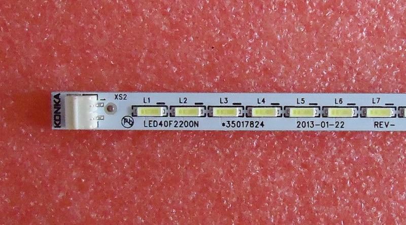 LED40F2200N  35017824 37020253   Led Backlight  1pcs=72led  434mm