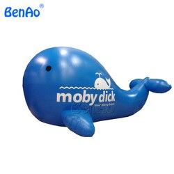 AO017 VENDITA CALDA 2.8 m Gonfiabile dell'elio delfino palloncino/gigante flying delfino pubblicità palloncino/aereo/dirigibile/volo Del Fumetto