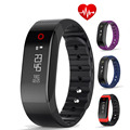 SMA BAND Bluetooth Smart Bracelet Heart Rate Monitor Sleep Breathing Light IP65 Waterproof for iOS Android PK Mi band 2/I6 pro