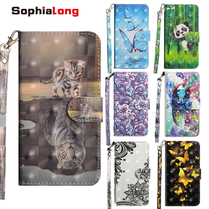 Case for <font><b>Samsung</b></font> Galaxy S8 S9 S10 Plus Lite Note 9 Fundas For Coque <font><b>Samsung</b></font> A6 A7 A8 A9 2018 A6S A8 Star A600 <font><b>A530F</b></font> Wallet <font><b>Cover</b></font> image