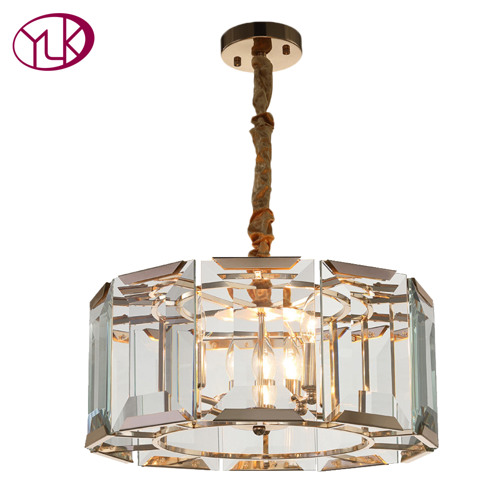 Youlaike New Modern Glass Chandelier For Living Room Gold LED Hang Room Lamps Luxury Home Decoration Lighting Fixtures phantom dvm 3019g is blue по навител