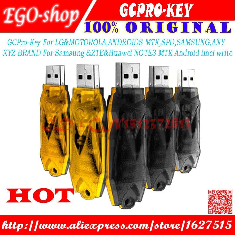 Gsmjustoncct GC Pro Key Gc Pro Dongle For LG MOTOROLA SPD ANY XYZ For Samsung ZTE Huawei