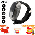 Ubit B90 Watch Sports Bluetooth Speaker Hands-free/TF Card /FM Radio/Self-timer Wireless Speakers Time Display Ship from Spain