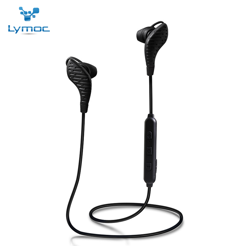 LYMOC M3X Stereo Wireless Headset Bluetooth V4.1 CSR8645 Earphones Hi-Fi 10mm Drive Size Music Phone Handfree CVC6.0 for phone