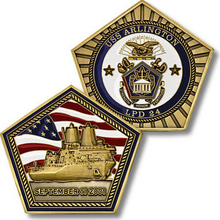 Wholesale U.S. Navy Bronze Challenge Coin custom army coins hot sales soft enamel  Coins hl50231