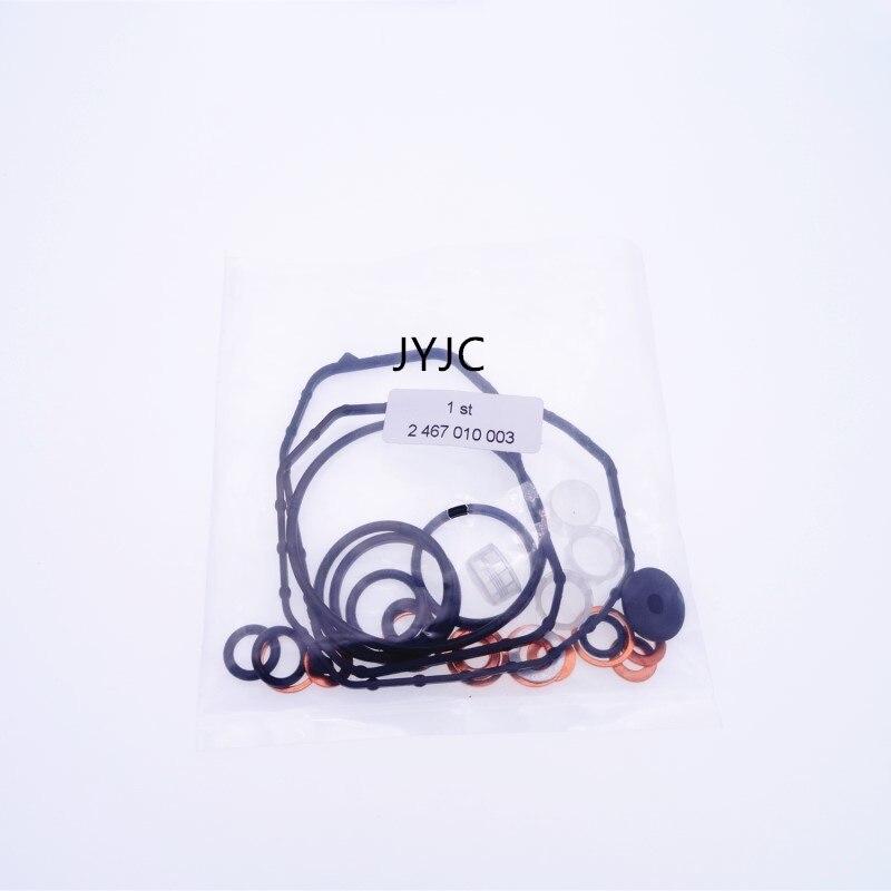 1 กระเป๋า 2467010003 ดีเซลฉีดชุดซ่อมปั๊ม 2 467 010 003 ซีลแหวนปะเก็นเครื่องซักผ้าทองแดง Shim Overhaul ชุด