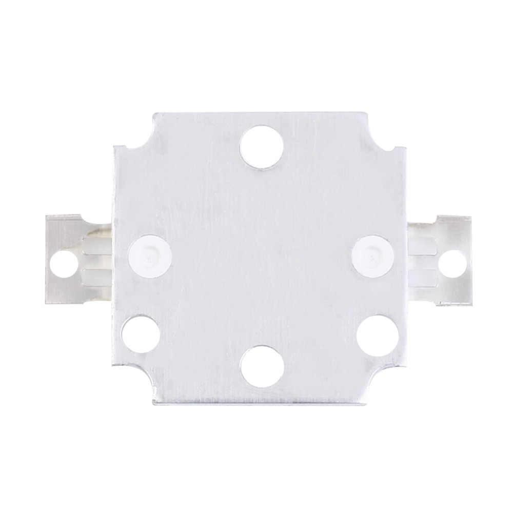 10W lámpara LED integrada de alta potencia Chips SMD bombilla blanco cálido para foco de luz de inundación DIY Dropshipping