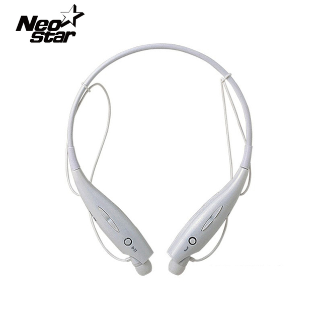 Wireless Bluetooth Headset CSR4.0 handfree Earphone Stereo MP3 Music With Mic for iPhone Android SmartPhone Power display