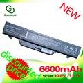 Golooloo 14.4 v batería para hp probook 4510 s batería 4515 s 4710 s 513129-361 513130-321 535753-001 535808-001572032-001 591998-141