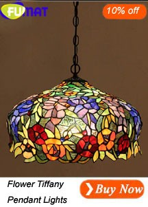 Tiffany Flower Pendant Light