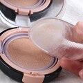 1 pcs gel de silicone senhora rosto fundação maquiagem suave não esponja esponja de pó de sopro ferramentas de cosméticos beauty blender para mulheres bb cc
