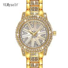 2019 New Women Rhinestone Watches Lady Dress Women watch Diamond ladies Crystal Quartz Clocks Luxury brand Bracelet Wristwatch стоимость