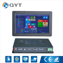 widescreen i3 12 inch touch all in one PC Intel 3217U 1.8GHz 1280×800 2GRAM 32G SSD Win7/8/10 provide custom services