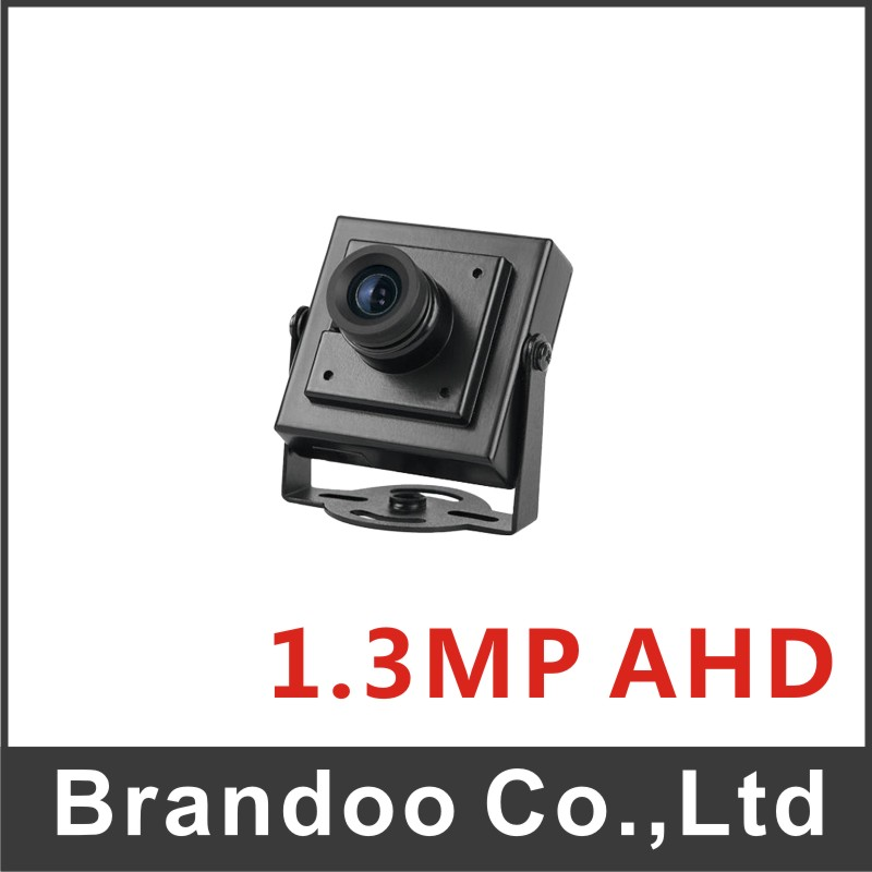 1.3MP AHD car camera for taxi, private car used, works with 720P MDVR perfectly, model AHD-03 from Brandoo