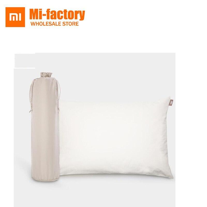 Новое прибытие оригинальный Xiaomi Подушка 8 H натуральный латекс лучших экологически безопасный материал Подушка Z1 mijia умный дом