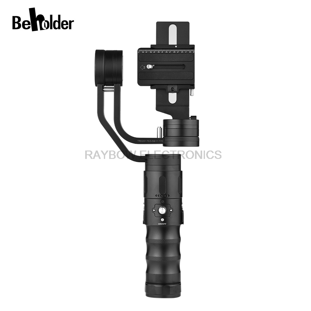 Beholder MS PRO MS PRO 3 gimbal axis stabilizer with quick release plate for font b