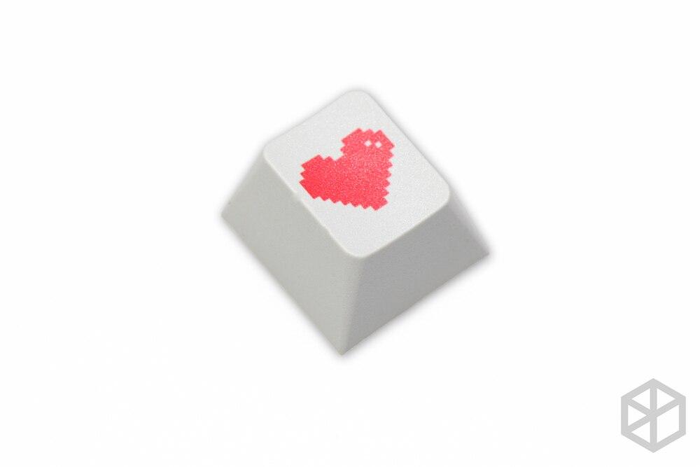 Heart Arrow Keycaps Set