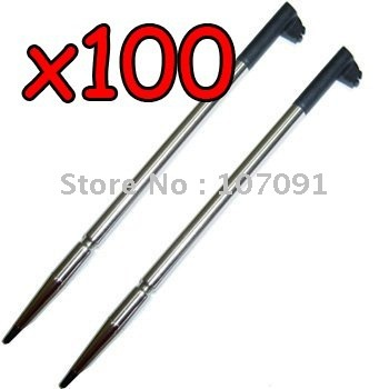 100pcs/lot,Stylus Touch Pen For Touch Screen Cell Phone PDA MP3 MP4 + Free Shipping