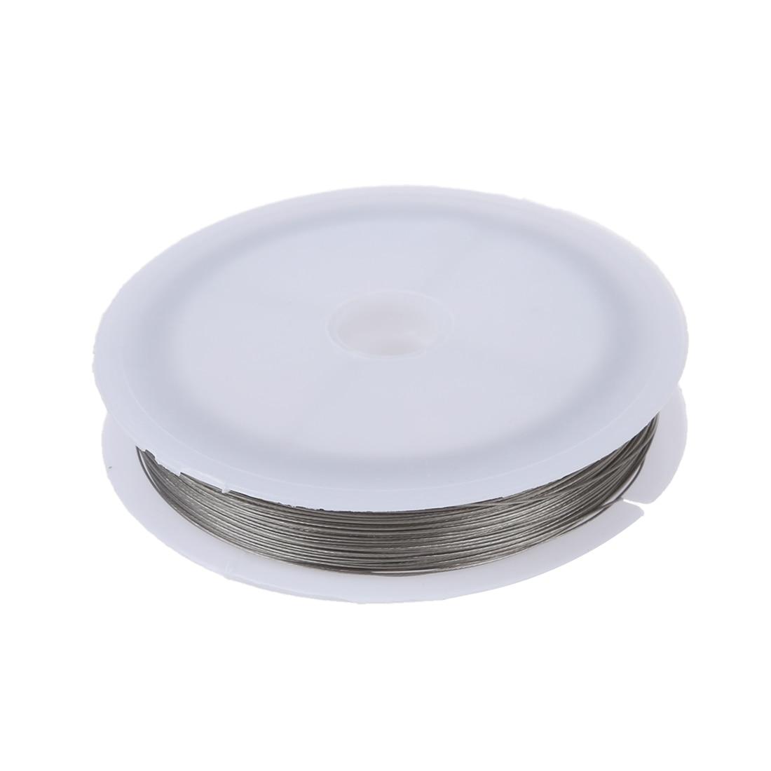 0.1 mm 5x Perles fil aiguilles Enfile Enfilage Perles /& PERLES-Extra Fine