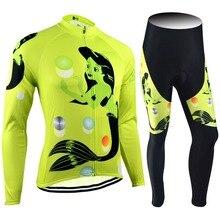 2017 nueva llegada bxio maillot de manga larga de las mujeres ropa de la bici de montaña kit de bicicleta de mujer ropa ciclismo maillots 019