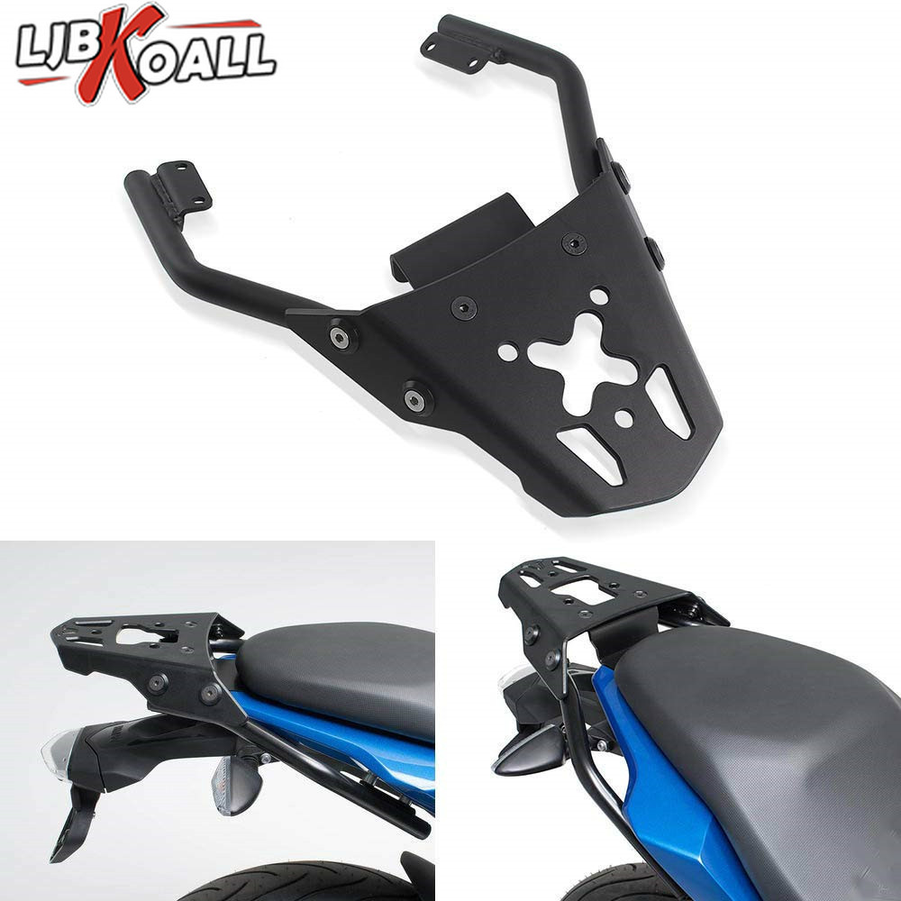 LJBKOALL For BMW G310R 2017 2018 Motorcycle Accessories Rear Carrier Luggage Rack Rear Carrier For BMW