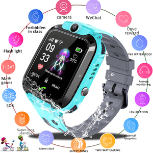 LIGE Children Smart Watch Phon