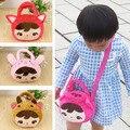 30 cm metoo nova bonito dos miúdos dos desenhos animados mochila de pelúcia mochila brinquedo das crianças presentes sacos de bebê encantador para o presente das crianças